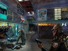 system shock 2 concept - Google Search