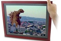 15-inch Gigantor Digital Photo Frame