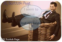David Gandy Scottish Page