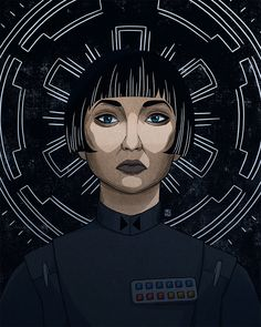 Star Wars Canon, Website Illustration, Ahsoka Tano, Star Wars Rebels, Best Series, Portrait Illustration, For Stars, Far Away, Cover Art