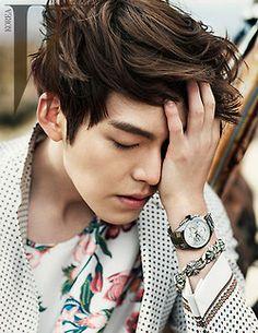 Kim Woo Bin ♡ #Kdrama // W Magazine March Issue '14