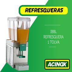 Refresquera IBBL 1 Tolva