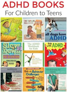 When you& new to ADHD, it can be hard to know where to turn. These wonderful ADHD books for parents are a terrific place to start. Adhd Odd, Adhd And Autism, Autism Help, Adhd Help, Adhd Diet, Adhd Strategies, Learning Disabilities, Kids And Parenting, Parenting Tips