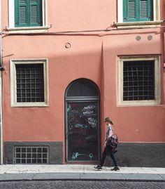 #facade#immeuble#italie#verone#sacados#marche#photo#