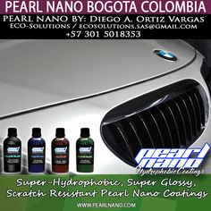 PEARL NANO BY Diego A. Ortiz Vargas of ECO-Solutions in Bogota Colombia. For more info Visit @ #PearlNano.com