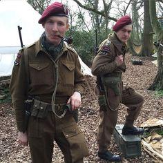 British Army Uniform, British Uniforms, Ww2 Uniforms, British Soldier, Military Uniforms, Commonwealth, Special Air Service, Parachute Regiment, Battle Dress