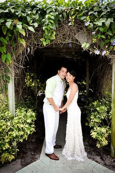 Stephen and Stephannie's wedding at Pavilion Grille, Boca Raton, Florida, June 2013. Michelle Lawson Photography.
