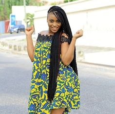 The Ankara style game is getting better and better as designers are making more creative outfits. And you don't want to be left out in the latest trending styles and…