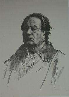 Pietro Annigoni Self-portrait