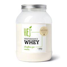 HEJ Nutrition - HEJ Performance Whey - 900g