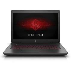 HP Omen 17-W151NR 17.3IN 4K Uhd I7-6700HQ 16GB 512GB SSD GTX1070 8GB Dedicated WIN10 Gaming Laptop