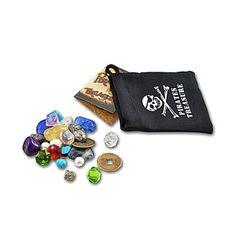 Pirates Treasure Bags by Keycraft