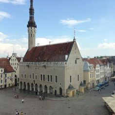 Photo taken at Tallinn by DimaZ on October 27, Get Directions, Great Places, Nyc, City, Cities, New York