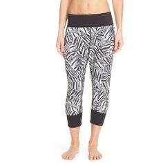 Zella 'Inspire' Jogger Pants ($68) ❤ liked on Polyvore featuring activewear, activewear pants, zella activewear, zella et zella sportswear