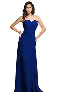 205138a51f JudyBridal Women Sweetheart Long Bridesmaid Dresses with .