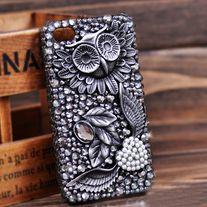 1.Retro and fashion  2.The wings of love with diamonds  3.Unique design concept  4.owl sculpt