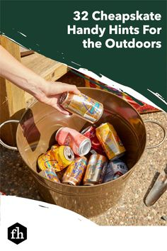 Save those milk jugs, soda cans, pool noodles and other things around your house you thought were useless. Think again! Give them a new life outdoors with these genius ideas. Silica Packets, Pipe Insulation, Yard Tools, Milk Jugs, Tiki Torches, Lawn Chairs, Pool Noodles, Landscaping Tips, Lawn And Garden