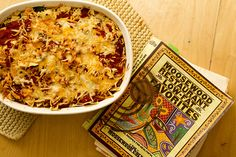 I'm not the type of person who has a lot of stock recipes, rather I'm always searching C ooking Light & Everyday Food for something new. Tortilla Casserole, Taco Tuesday, Everyday Food, Black Beans, Macaroni And Cheese, Bread, Meals, Cooking, Ethnic Recipes