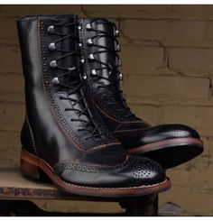 Wolverine Men's Winchester 1000 Mile Brogue Boot
