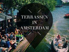 De 48 beste terrassen van Amsterdam volgens Your Little Black Book. Ontdek hier per wijk 6 leuke terrassen in Amsterdam waar je kunt genieten van de zomer.