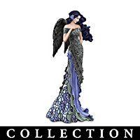 Moonlight Garden Angels Of Tiffany Figurine Collection