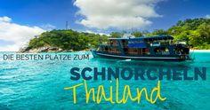 Alles über das Schnorcheln in Thailand: Tipps und Tricks  http://flashpacking4life.de/schnorcheln-thailand-die-besten-orte-plaetze-ausruestung/  #schnorcheln #thailand