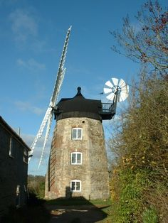 Wheatley Mill with Fantail