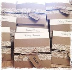 The Mulberry Bush, wedding stationery, wedding invitation, rustic wedding, lace, bride, groom, vintage, classic
