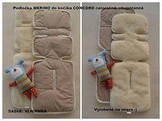 CONCORD Wanderer 100% merino / Universal Seat Liner Merino / Wool Seat Liner