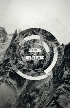 Designspiration — Seeing Is Believing Art Print by Bill Pyle | Society6