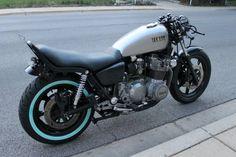 1981 Yamaha XS1100 Cafe Racer