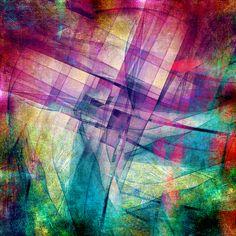 The Building Blocks Digital Art by Angelina Vick