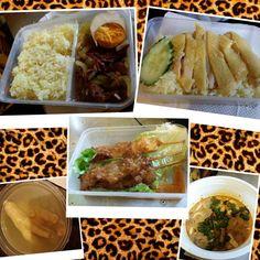 食午餐 @ 海南雞外賣專門店