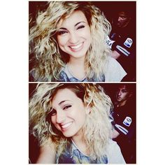 tori kelly. rockin' wild hair.... totally wearing mine natural more often!