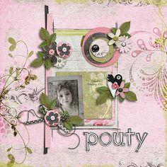 Mye De Leon  Let It Be Me  Patchwork of Love  Cluster It Vol2  Font - CK Ali's Hand