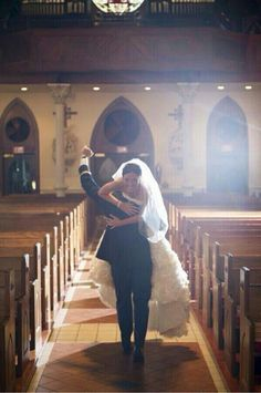 I want a pic like this from my wedding