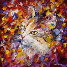Beautiful Oil painting By Leonid Afremov. CLick image to see my official site ___________________________ #art #painting #afremov #wallart #walldecor #fineart #beautiful #homedecor #design