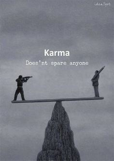 Positive Quotes : QUOTATION – Image : Quotes Of the day – Description Karma. Sharing is Power – Don't forget to share this quote ! Wisdom Quotes, True Quotes, Great Quotes, Motivational Quotes, Funny Quotes, Inspirational Quotes, Qoutes, Quotes Quotes, Karma Quotes Truths
