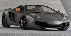 MCLAREN MP 4-12 C SPIDER BY WHEELSANDMORE