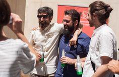 Rueda de Prensa de la Séptima edición de Incubarte // Foto: Irene Meneghin // #Incubarte #Arte #Prensa #2015 #Festival #Valencia #Fermax #MuVIM #Heineken