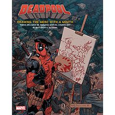Over twenty years of Deadpool art, in all its irreverence and insanity, collected in one classy coffee table book. Learn about the evolution of the Merc with a Mouth from the writers and artists who brought him into our hearts. And hey - free art print!