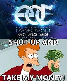 EDC - Electric Daisy Carnival - Las Vegas