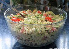 Surówka krymska - Burczy w brzuszku Kraut, Guacamole, Salsa, Food And Drink, Mexican, Ethnic Recipes, Cooking, Salsa Music, Mexicans