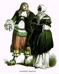 Dutch Middle-Class Dress