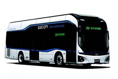 After a lot of speculation, Korean automaker Hyundai finally pulled the wraps off of its first mass-produced electric bus this week. It's called the Elec City. It has a range of 180 miles, thanks. Prefabricated Cabins, 2017 Honda Pilot, 2017 Nissan Pathfinder, Santa Fe Sport, Suv Comparison, Buses For Sale, Hyundai Cars, Ford Flex, Chevrolet Traverse