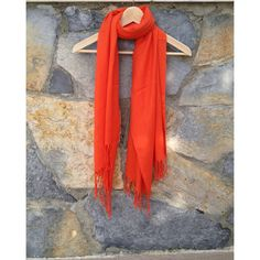 Pomegranate Flower Shawl, Red Orange Wrap, Wedding Shawl, Translucent... (€13) via Polyvore featuring accessories, scarves, summer shawl, cotton shawl, light weight scarves, shawl scarves and evening wrap shawl
