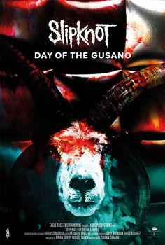 Slipknot estrenará Day Of The Gusano en cines de México | Pólvora, La Explosión del Rock