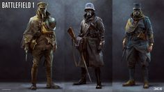 A selection of the concept art pieces that were created during the game's production. See the Battlefield 1 Artbook for more art and in depth information. Character Concept, Character Art, Concept Art, Character Design, Battlefield 1, Ww1 Soldiers, Lego Soldiers, Alternate History, World War One