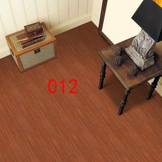 20x500cm PVC Waterproof Simulation Timber Board Wall Paper Tile Stickers 012