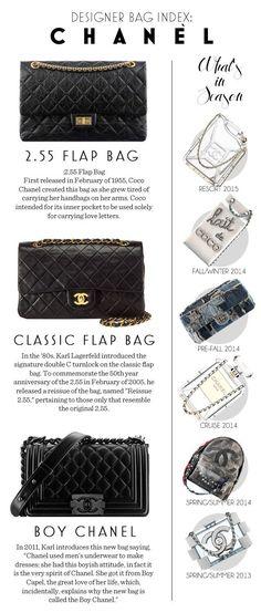 PR FASHION BEAUTY: 33 Reasons To Love The Chanel Boy Bag